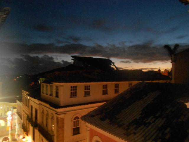 sunrise over Pelourinho