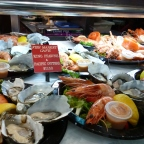St. Patrick's Day in Sydney and Food Porn at the Fish Market