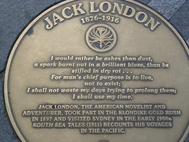I would rather be ashes than dust, a spark burnt out in a brilliant blaze, than be stifled in dry rot...For man's chief purpose is to live, not to exist; I shall not waste my days trying to prolong them; I shall use my time - Jack London