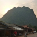 Nong Khiaw: A Quiet Corner in Laos