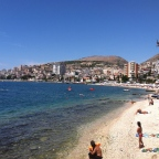 Visiting the Albanian Riviera (and eating everything)